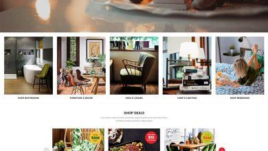 Shop4U Wordpress Ücretsiz E-Ticaret Teması